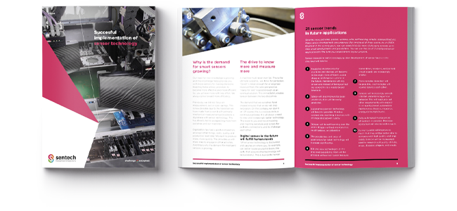 Ebook: Implement the right way the best suited sensor technology